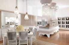 Ultra-Extravagant Kitchens
