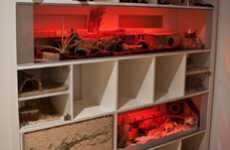 Multi-Level Hamster Homes