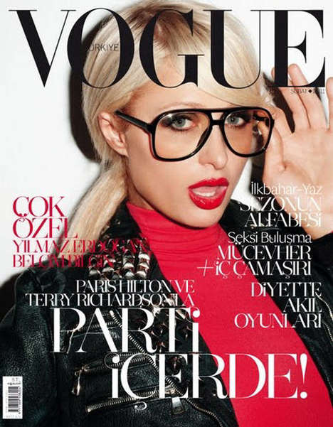 Vogue Turkey February 2011