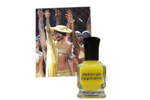 The Lady Gaga Grammy Nail Polish is Egg Yolk Yellow