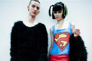 The Jeremy Scott Autumn Winter 2011 Line Makes a Statement