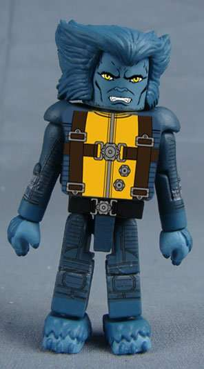 X-Men First Class Minimates