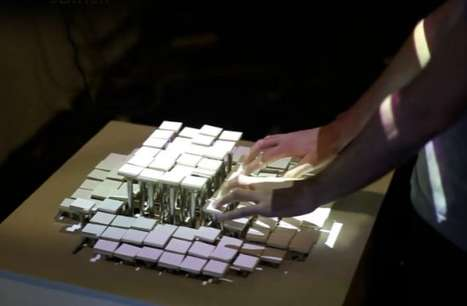 Magical Touch Displays - Recompose by Mit Media Lab Represents a Bold New Touchscreen Future