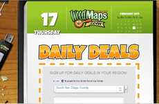 Stoner-Friendly Online Discounts - WeedMaps Daily Deals Lets You Know About Dank Deals
