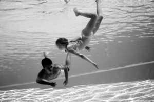 Pescador by Rengim Mutevellioglu is an Underwater Swimming Photo Series