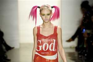 Jeremy Scott Fall 2011 Collection is a Funktastic Blend of Cultural References
