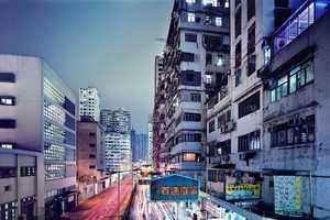 Thomas Birke Hong Kong Photoshoot Captures the City's Vibrancy