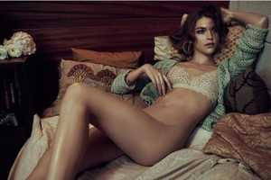 The Arizona Muse Vogue Spain Spread Makes Comfy Crochet Wear Look Hot