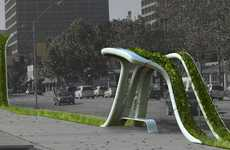 Green Urban Sculptures