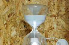 Hourglass Nightlights
