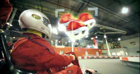 Live-Action Video Games - Frederick Wong Presents an Epic Real-Life Mario Kart Video