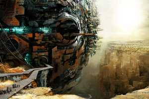 Daniel Dociu Illustrates Mind-Blowing Futuristic Worlds