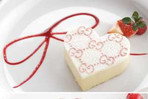 Gucci Cafe Celebrated the Day of Love With Scrumptious Sweets