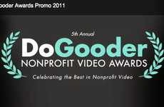 Grant-Giving Video Awards - The DoGooder Non-Profit Video Awards Have $10,000 Prizes