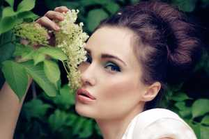 The Lelya Martian Evgenia Shoot is Sweet and Tender