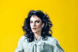 The Querelle Jansen Glamour Netherlands Shoot is a Blast from the Past