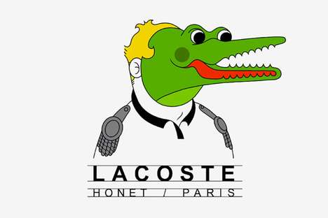 Honet for Lacoste Capsule Collection Brings Urban Art & Fashion Together