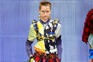 The Louise Gray Fall 2011 Collection is Funky Fun