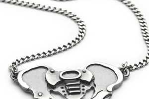 Missy Industry's Pelvic Bone Pendant is a Hip Accessory