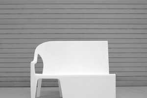 Bench Chair Brings Digital Distortions to the Real World