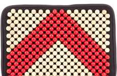 Beaded Laptop Bags