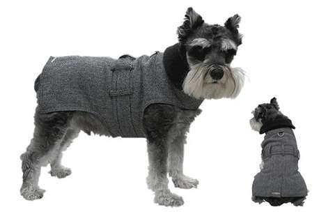 Dog Trench Coats