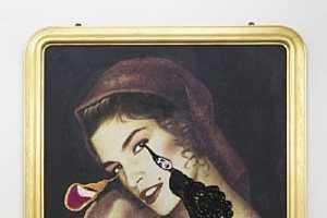 Artist Francesco Vezzoli Modernizes the Virgin Mary