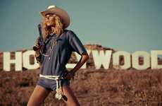 Chic Cowgirl Shoots