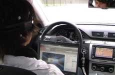 Thought-Controlled Cars - The AutoNOMOS BrainDriver Lets You Control a Car Using Only Your Mind
