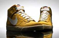 Vibrant Vintage Footwear
