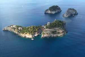 Giovanni Russo Releases his Three-Island Paradise