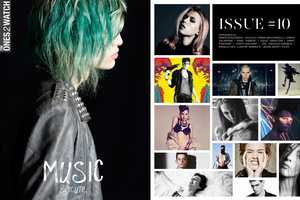 Ones2Watch Issue 10 Honors All Music and Youth