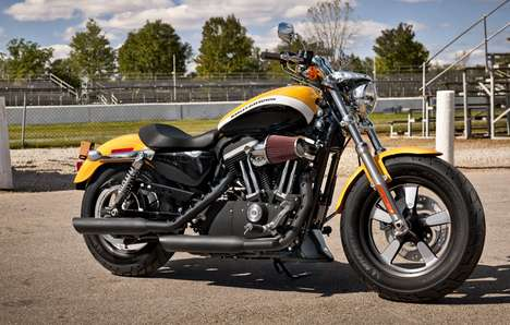 Harley-Davidson H-D1 Customization
