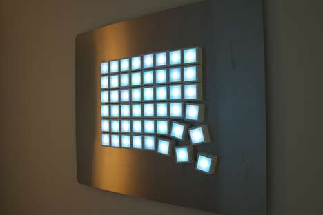 Interactive Light Installations