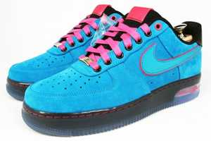 The Nike Air Force 1 Bespoke by Koizumi is a Vibrant Piece of Footwear