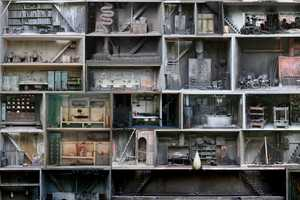 Marc Giai-Miniet Creates Amazing Multi-Level Sculptures