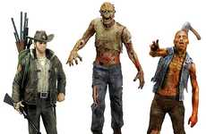 Undead TV Toys