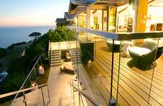 Cliff-Hanging Eco Houses - The Vicino House by Forma Design Group is an LEED Platinum Abode
