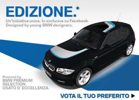DIY Luxury Auto Designs - The BMW EDIZONE Contest is to be Hosted on Facebook