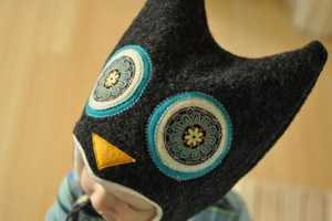 These Adorable Hoo Hats Keep Little Heads Warm and Cozy