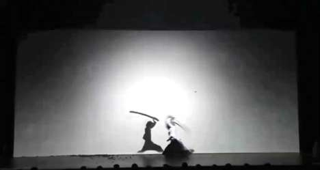 Shadow Sword Fight