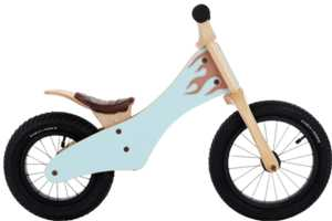 Early Rider Designs Bicycles for Little Tykes to Ride