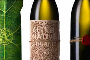 Alternative Organic Wine Packaging Gives the Vino a Natural Charm