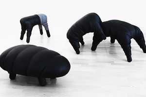 Fredrik Farg Creates Furniture That Look Like Living Creatures