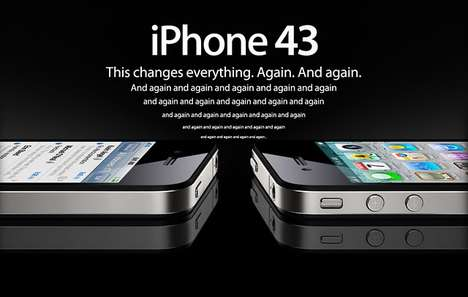 iPhone 4 Parody