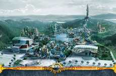 Geeky Gamer Parks - The Joyland World Theme Park is a Tribute to Warcraft and Starcraft Players
