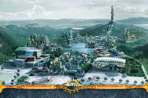 The Joyland World Theme Park is a Tribute to Warcraft and Starcraft Players