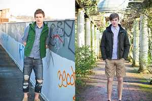 The SILAS Spring 2011 Lookbook Features Fresh European Style