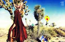 Desert Seductress Shoots