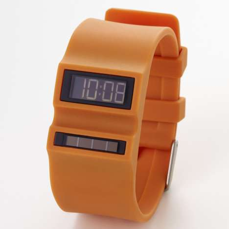 Solar-Powered Timepieces - Sol by Shin Azumi Converts the Sun's Energy into Power to Tell Time
